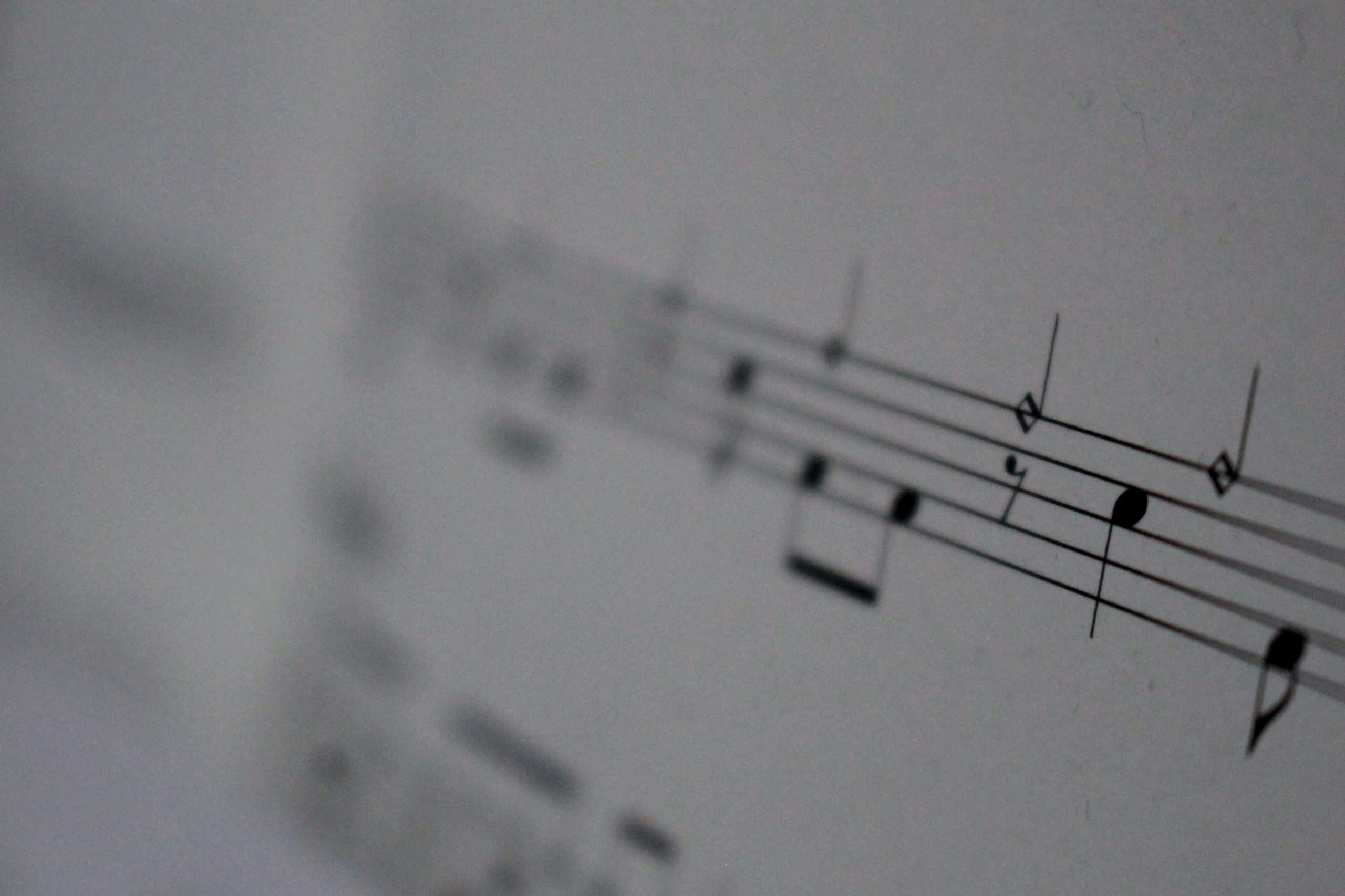 Guitar Sheet Music Image